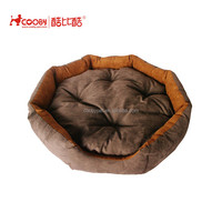 Beautiful durable Warm Small Soft round pet beds for dogs