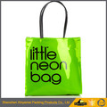 glossy pvc shopping bag, large shiny pvc tote bag,large capacity beach tote bag waterproof and shiny pvc beach bag