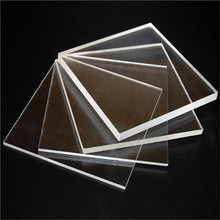 Customized Size Translucent Cast Acrylic PMMA plexiglass Sheets for Artwork Manufacture in China