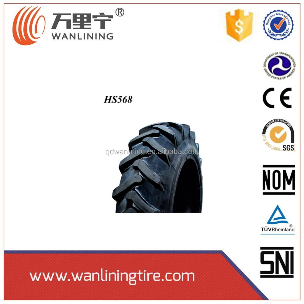 High performance Agricultural Tractor Tires 12.4-24.13.6-24 with cheap price for wholesale