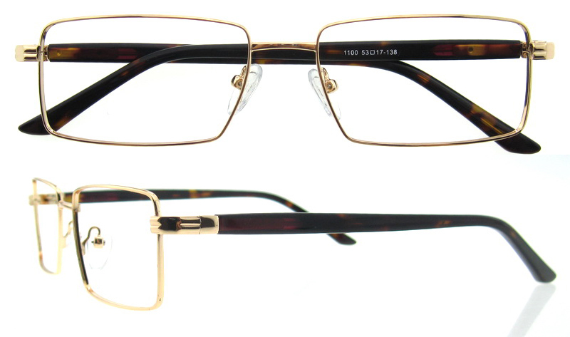 Custom Gold Eyeglass Frames : Fashionable Optical Eyeglass Frames As Adults Eyewear Full ...
