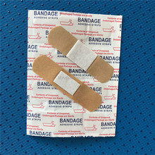 Health Medical Custom Elastic Fabric Band Aid Production with FDA