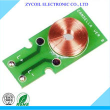PCB inductor coil