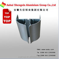 6063 t5 Mill finish aluminum extruded profiles price