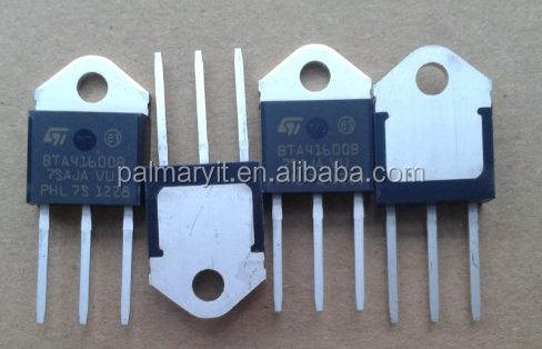 new and original electronic components integrated circuit IC chip BTA41-600B