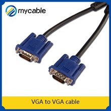 VGA to VGA cable(3+5/3+6) female vga to rca