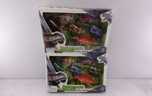 pull back toy car dinosaur