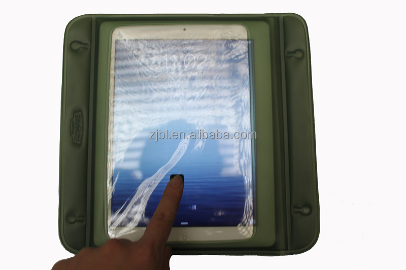 Slimmest Profile Cover with Capability of Waterproof, Shockproof, Sandproof, Dirtproof