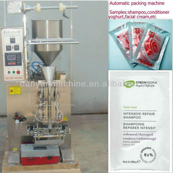 2016 Automatic Grease Sachet Packaging Machine/0086-18516303933
