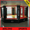 Height platform MMA boxing cages 5mx5m size