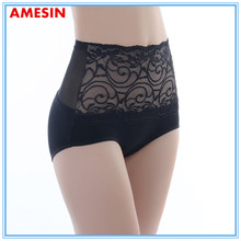 french lace sexy women underwear model short panty