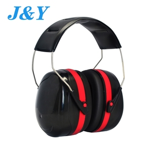 2018 Hot sales ear muff ansi 34db custom safety ear protection ear muffs for working