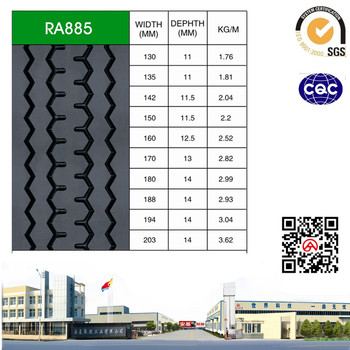 RA885 PRECURED TREAD RUBBER-ANJI TREAD
