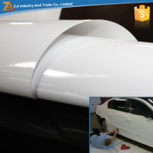 SAUTOP Newest Design Milky-White PVC High Clear Body Wrap Vinyl Car Paint Protection Film