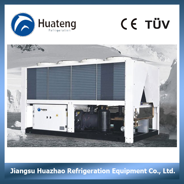 High evaluation efficient van cooling system