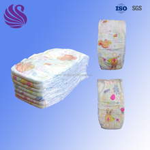 Super Elastic S cut high quality OEM design disposable baby diaper