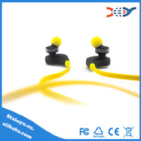 New popular products mp3 stereo wired sport bluetooth earphone from wholesale factory