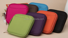 Wholesale hot saling nylon portable carrying delicate DVD CD case