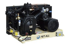 PET-1.6/30A high pressure air compressor for blowing machine