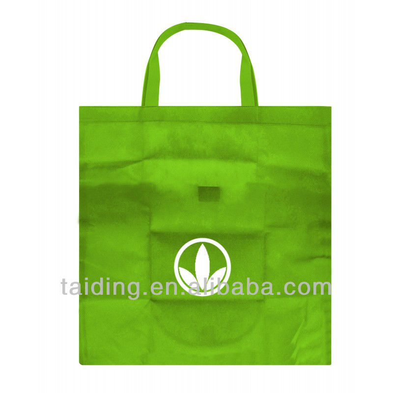 Mini Non Woven Tote Bag with Matte Printing