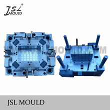 auto plastic injection battery case mould