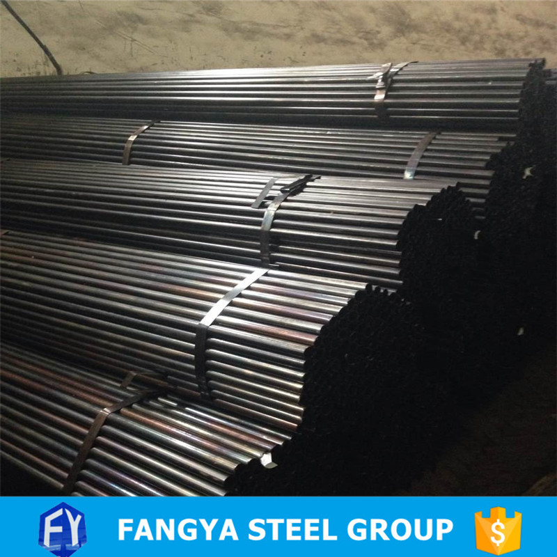 Black Pipes low price pipe small diameter thick wall steel tube
