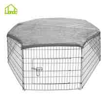 hot sale outdoor folded portable expandable dog fence