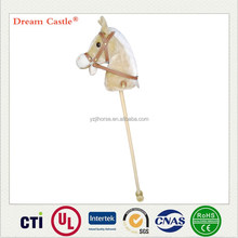 Plush Horse Stick Toy XL-S001