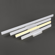 CE RoHs approved IP44 Rating Silver backed/White backed illuminated LED bathroom mirror wall Light