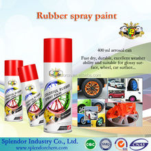 rubber paint for polyurethane roof coating