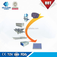 Keyland Turnkey Train Free Long Warranty PV Production Line Solar Module 5MW