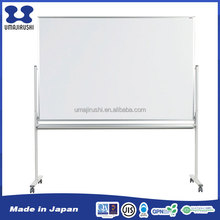 High quality machinery produced school movable whiteboard with roller