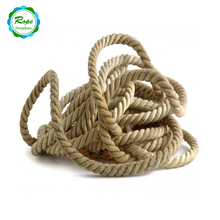 Different models colorful hemp twisted braided jute rope