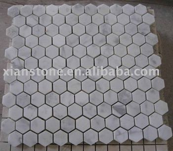 Natural modern marble mosaic designs