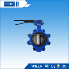 Lugged Type Butterfly Valves, PN16/CL125/150