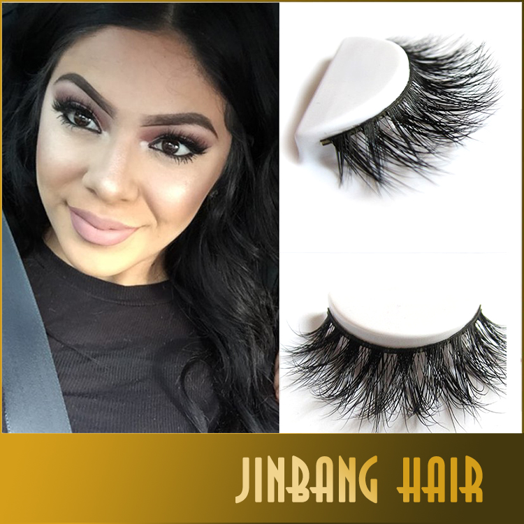 High quality 100% handmade 3D faux mink eyelashes/fake lashes thick fake eyelashes Makeup beauty