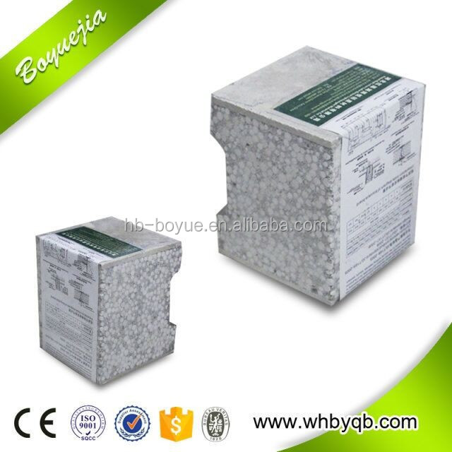 Hotel lightweight precast concrete partition wall panel