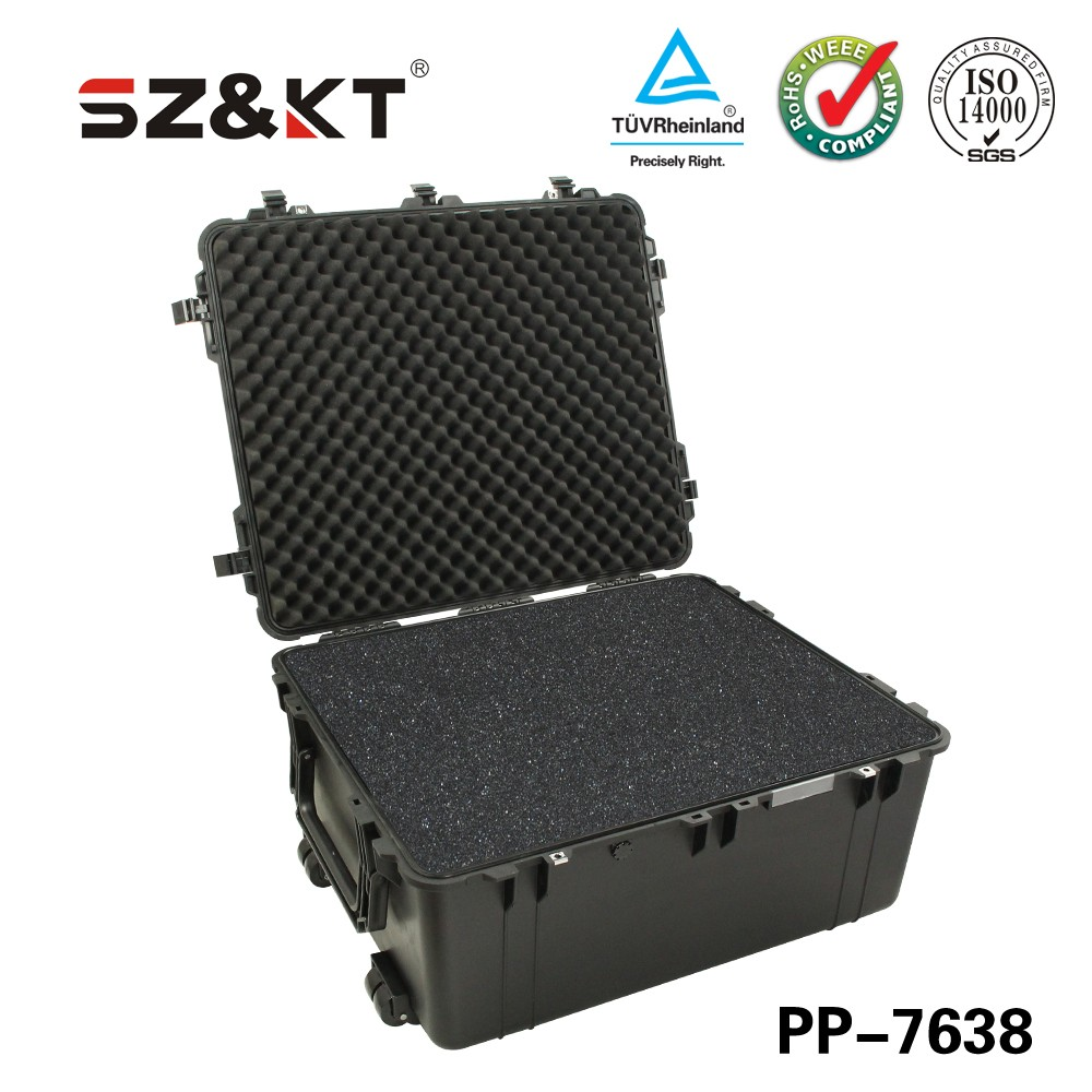plastic dampproof case