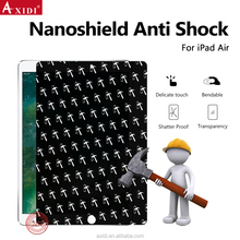 Wholesale Highly Clear for iPad air 2 3 4 Nano Shield Anti Shock Screen Protector Film