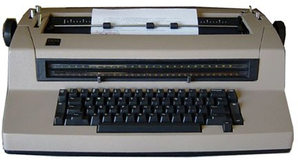 IBM Selectric Typewriters