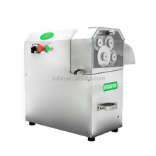 Sugarcane juice machine price /manual electric new sugar cane juicer for sale