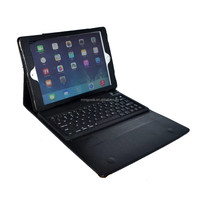 Silicone bluetooth keyboard case for ipad air2
