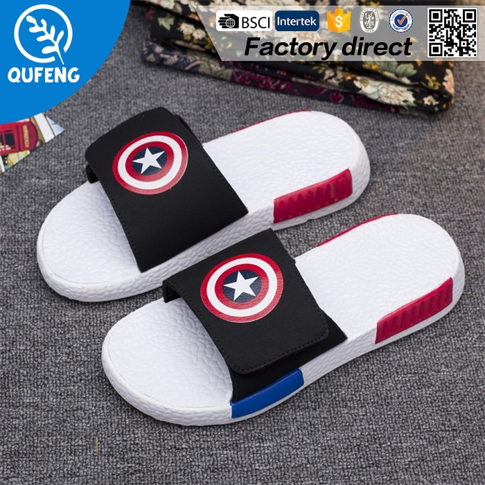 Summer wholesale make your own fashion EVA casual <strong>slippers</strong>