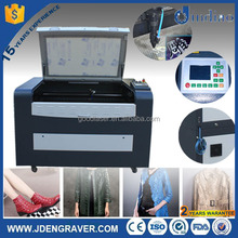 2016 China PRICE leather glove laser cutting machine price/glove leather cnc laser cutter