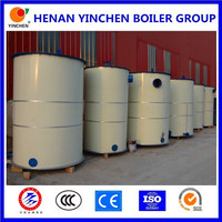 200kw Industrial wood/coal fired thermal oil boiler