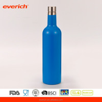 2016 new design hydro flask insulated stainless steel water bottle for red wine