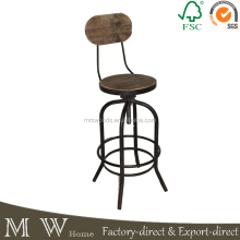 metal industrial vintage metal bar chair, vintage metal bar stool chair, vintage metal bar chair
