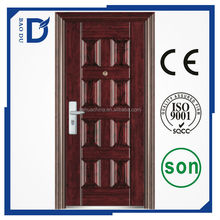 alibaba latest design honeycomb innerfilling door china factory security steel door