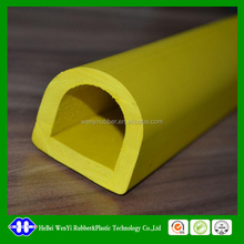 D shape rubber seal of china manufacturer
