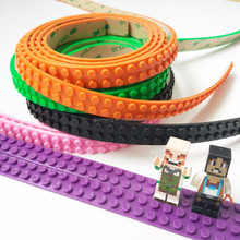 Seamless Nimunos Loops Silicone Legos Tape Building Brick Toy Base Tape The Toy Block Tape